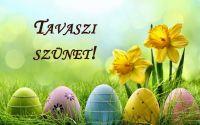 Bővebben: Tavaszi szünet